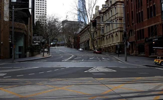 In Australia, Army Patrols Sydney Streets, Brisbane Extends Virus Lockdown