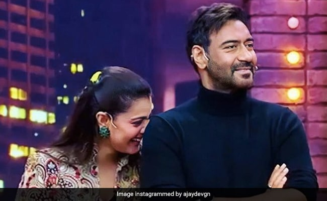 'Will Try To Make It As Special As You Are': Ajay Devgn On Kajol's Birthday