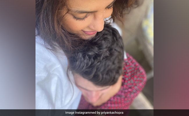 'He's Home': Priyanka Chopra And Nick Jonas Are Back In Each Other's Arms Again