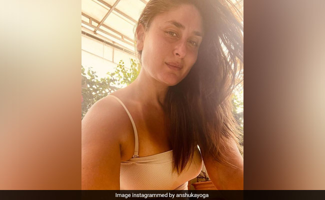 '108 Surya Namaskaras In Such Little Time': What Kareena Kapoor's Yoga Trainer Said About Her Willpower