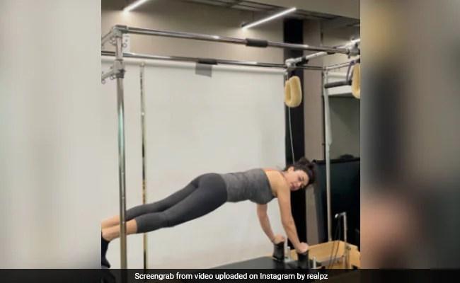 'Back To Pilates': Preity Zinta Shares New Fitness Video