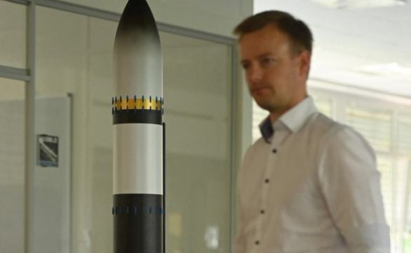 German Startups Launch Mini-Rocket Challenge To SpaceX, Others