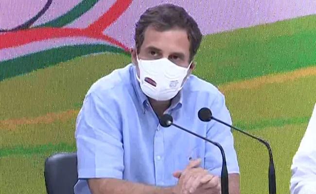 Rahul Gandhi Attacks Government Over 'Job Losses'