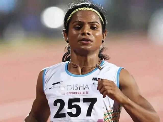 टोक्यो ओलंपिक: दुती चंद महिला 200 मीटर सेमीफाइनल के लिए क्वालीफाई करने में विफल