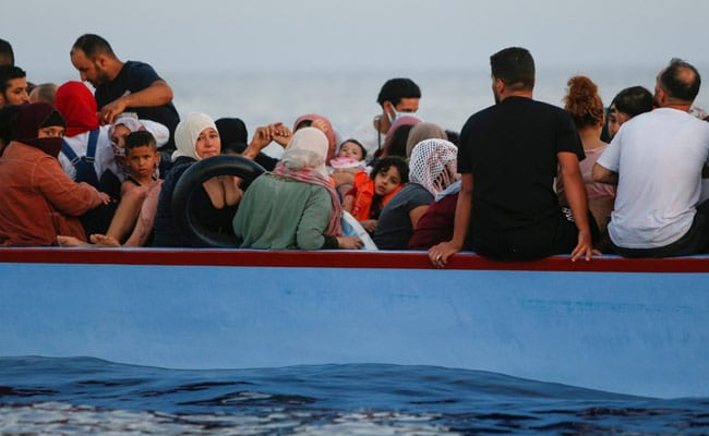 German NGO Sea-Watch Rescues Nearly 100 Migrants Overnight In Mediterranean