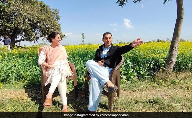 'Jeh Is In Romantic Song With Aamir And Me': Kareena Kapoor On Filming Laal Singh Chaddha While Pregnant