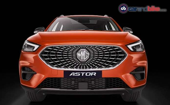 The MG Astor is essentially a petrol powered version of the MG ZS EV.