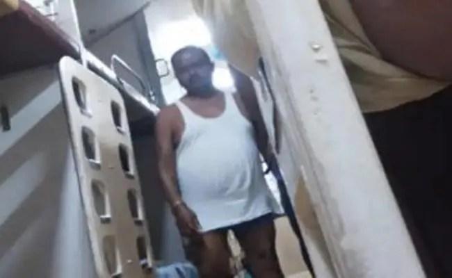 'Bihar MLA In Underwear Was Drunk, Snatched My Gold Ring': Co-Passenger