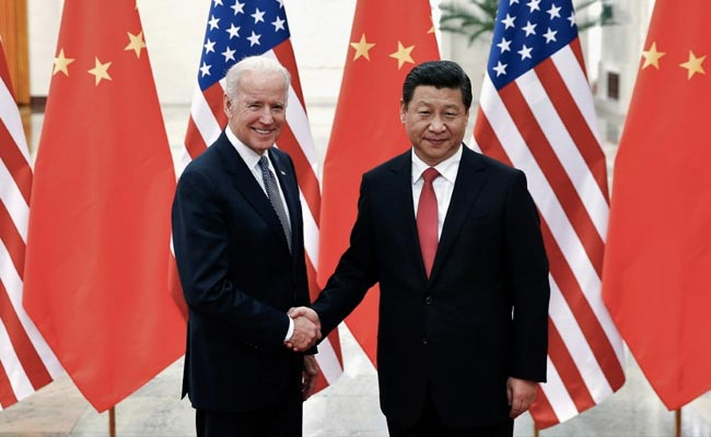 Joe Biden Failed To Secure Summit With China's Xi In Call Last Week: Report