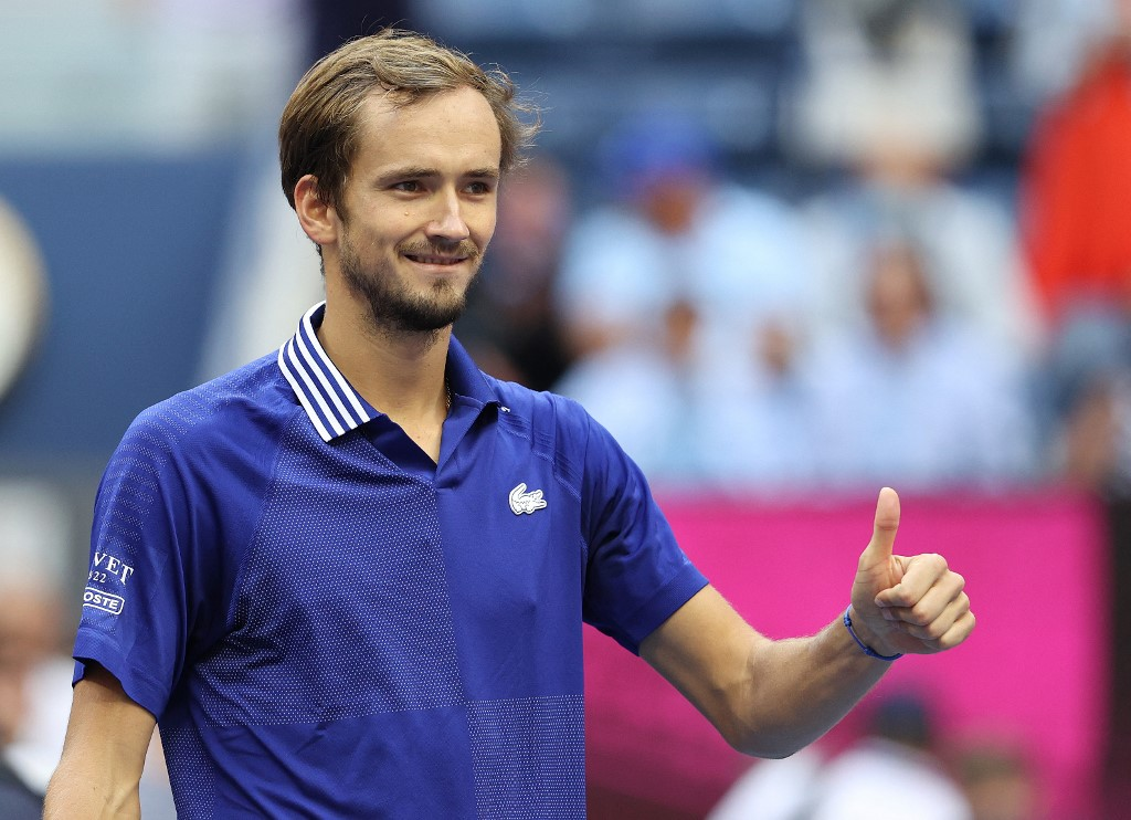 Find out more about daniil medvedev. Tep7031s92zekm