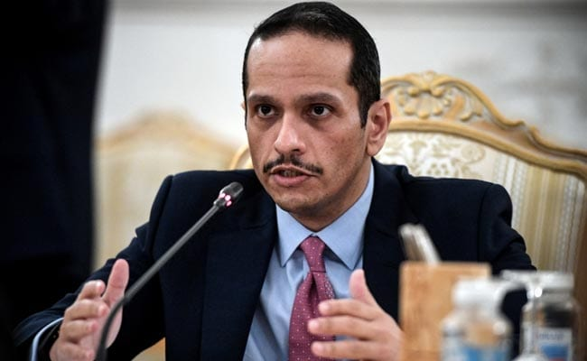 Qatar Foreign Minister Visits Kabul, Meets Taliban-Appointed PM: Reports
