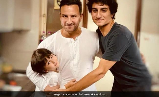 Saif Ali Khan Reveals Son Ibrahim's Bollywood Plans: 'He Is Assisting On A Karan Johar Movie'