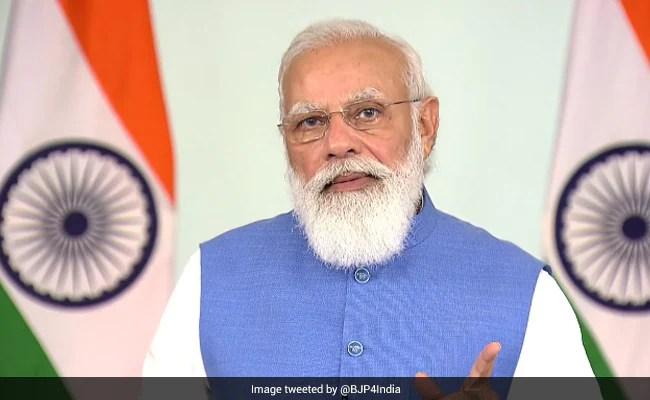 Hindi Diwas: PM Says People From Various Walks Of Life Contributed To Enriching Hindi