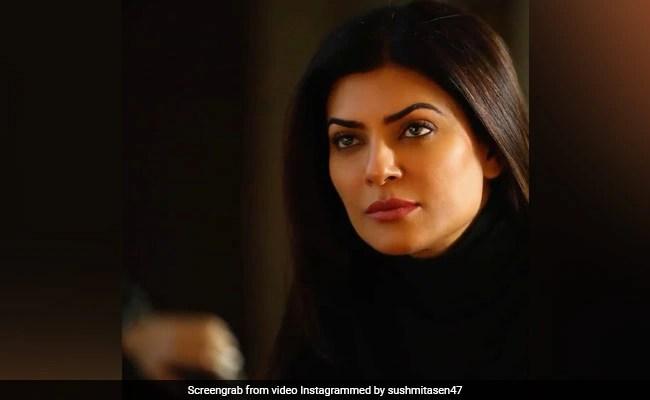 International Emmys 2021: What Sushmita Sen Wrote After Aarya's Nomination