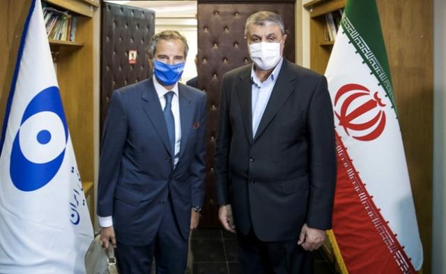 Iran To Allow UN Watchdog To Service Nuclear Monitoring Cameras After Talks