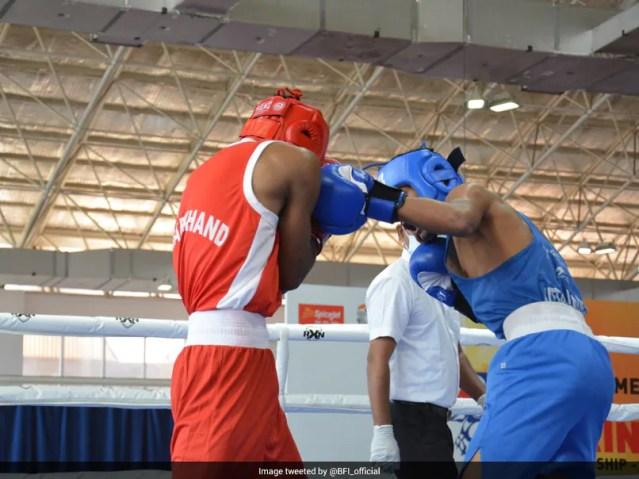 नेशनल बॉक्सिंग चैंपियनशिप: शिवा थापा अंतिम-16 में, गौरव बिधूड़ी पहले दौर में हारकर बाहर