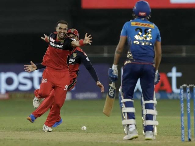 आईपीएल 2021, आरसीबी बनाम एमआई: हर्षल पटेल ने मुंबई इंडियंस के खिलाफ हैट्रिक ली;  गेंदबाजों की कुलीन सूची में शामिल