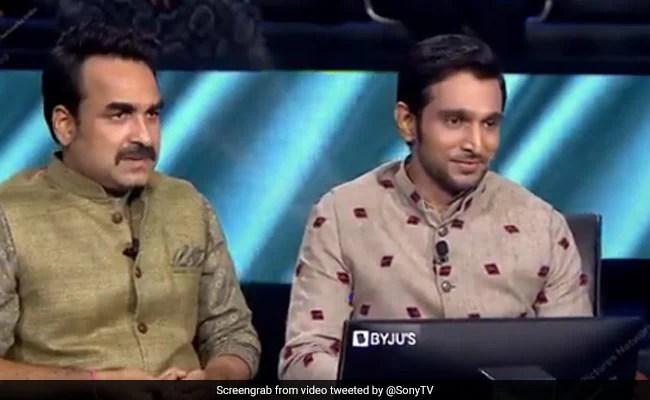 Kaun Banega Crorepati 13, Episode 30: Pankaj Tripathi And Pratik Gandhi Made Amitabh Bachchan ROFL With These Questions