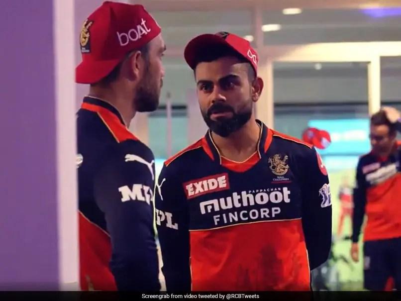 Virat Kohli's Emotional Speech After Royal Challengers Bangalore's IPL 2021 Exit. Watch