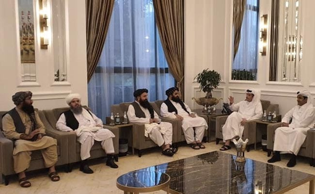 US, Taliban Had 'Productive Discussions' On Humanitarian Aid: State Department