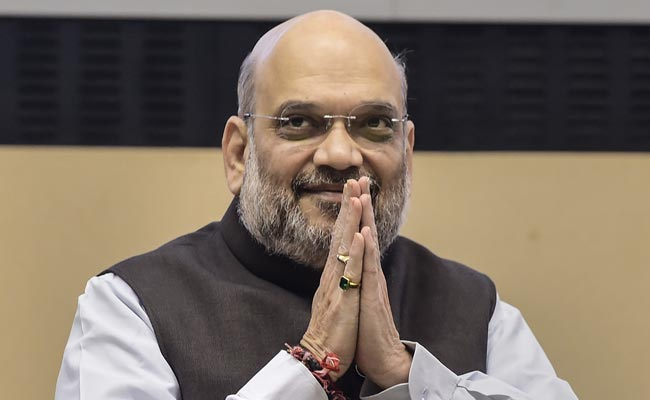 'Manohar Parrikar Will Be Remembered For Surgical Strike,' Says Amit Shah