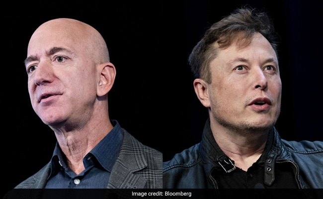 Elon Musk Is Richest By A Mile And Wants Jeff Bezos To Know It