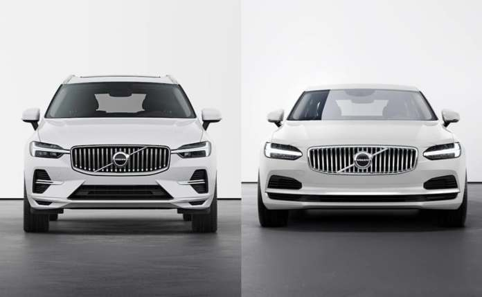 Volvo India is expected to announce prices of XC60 and S90 petrol mild-hybrid next week