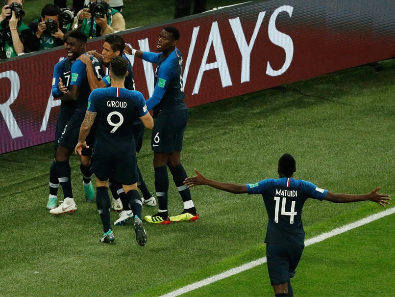 The 2018 fifa world cup was an international football tournament held in russia from 14 june to 15 july 2018. Fifa World Cup 2018 France Squad Takes A Break After Qualifying For The Final Football News
