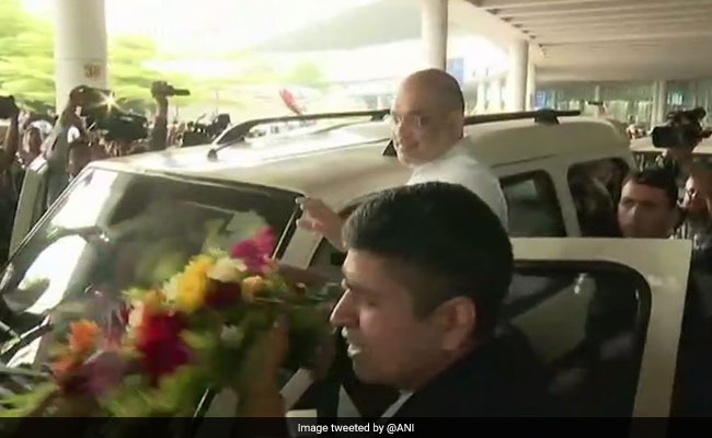 Amit Shah To Address A Rally In Kolkata: Live Updates