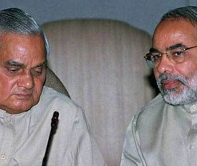 Lost A Father Figure Today Pm Modi Mourns Atal Bihari Vajpayees Death
