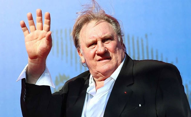 French Film Giant Gerard Depardieu Charged With Rape: Report