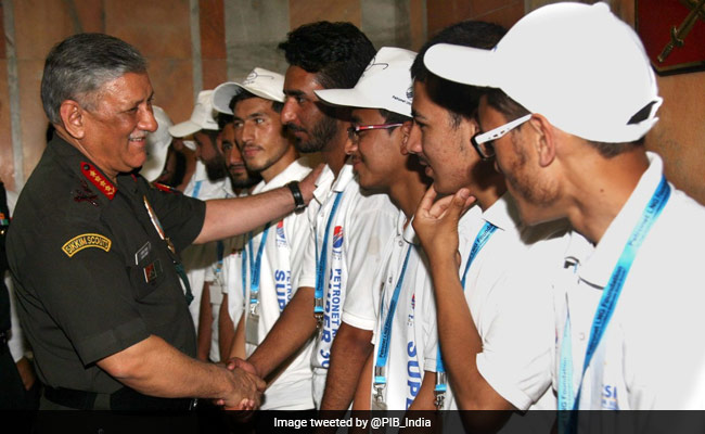32 Kashmiri Students Crack JEE Mains Under Armys Project