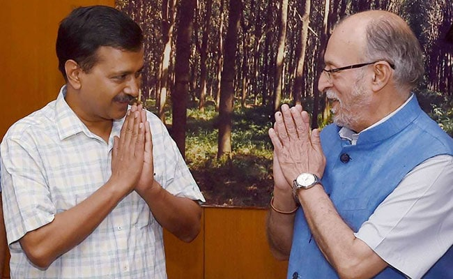 'Government Of Delhi' = 'Lieutenant Governor': Controversial Law Kicks In