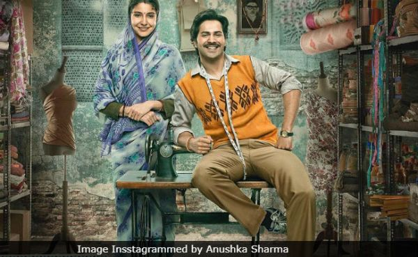 Image result for Sui Dhaaga: Anushka Sharma And Varun Dhawan Unveil New Poster, Reveal Trailer's Release Date