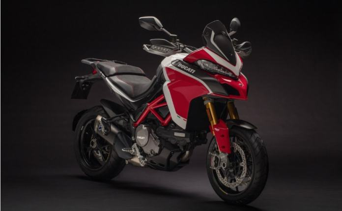Image result for Ducati India launches Multistrada 1260, 1260 S