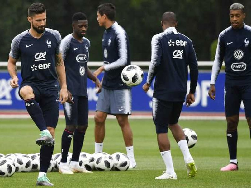 Teams · france · croatia · match officials · key. Fifa World Cup 2018 French President Emmanuel Macron To Travel To Russia If France Reach The Semi Finals Football News