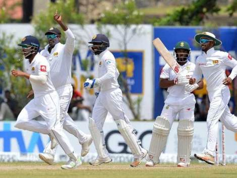 Image result for Sri Lanka beat South Africa by 278 runs in 1st Test