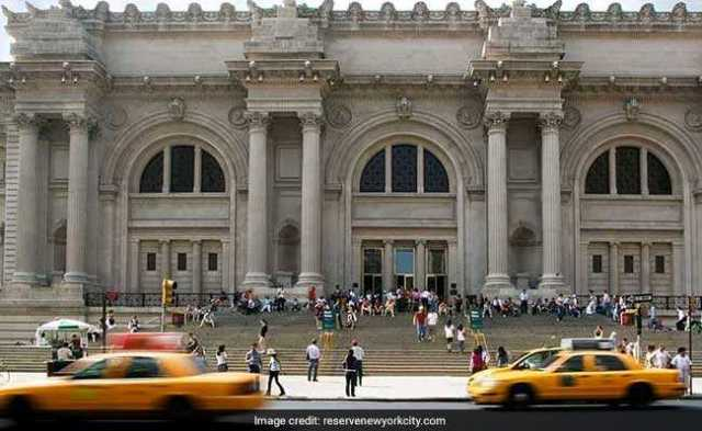 New York's Metropolitan Museum Aims To Open In Mid-August After Lockdown