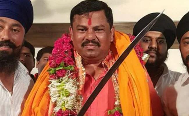 Image result for BJP विधायक टी-राजा ने दिया इस्तीफा,