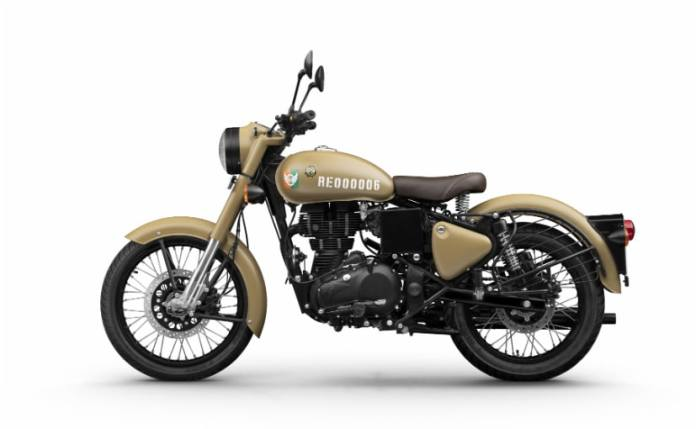Prices across the Royal Enfield motorcycle range have been hiked by Rs. 1500