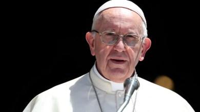 يقارن البابا الاعتداء الجنسي على الأطفال بـ & # 039 ؛ & # 039 ؛ الأضحية البشرية & # 039 ؛ & # 039 ؛ 5