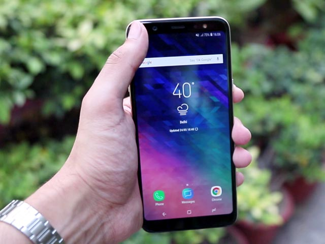 Samsung Galaxy A6 Price In India Specifications Comparison 21st June 2021