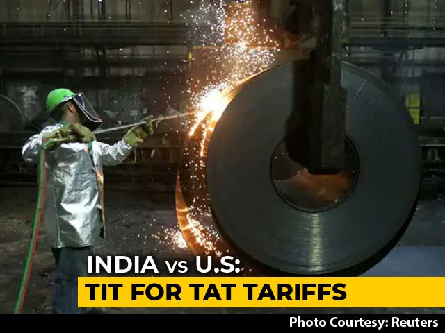Trump Intolerant Over Indian Tariffs On American Products