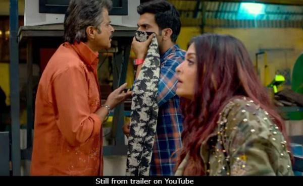 Image result for Fanney Khan Preview: Anil Kapoor, Aishwarya Rai Bachchan And Rajkummar Rao Promise A Fun Time
