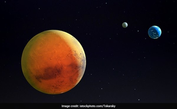 Mars Earth Opposition Watch Mars Come Closest To Earth