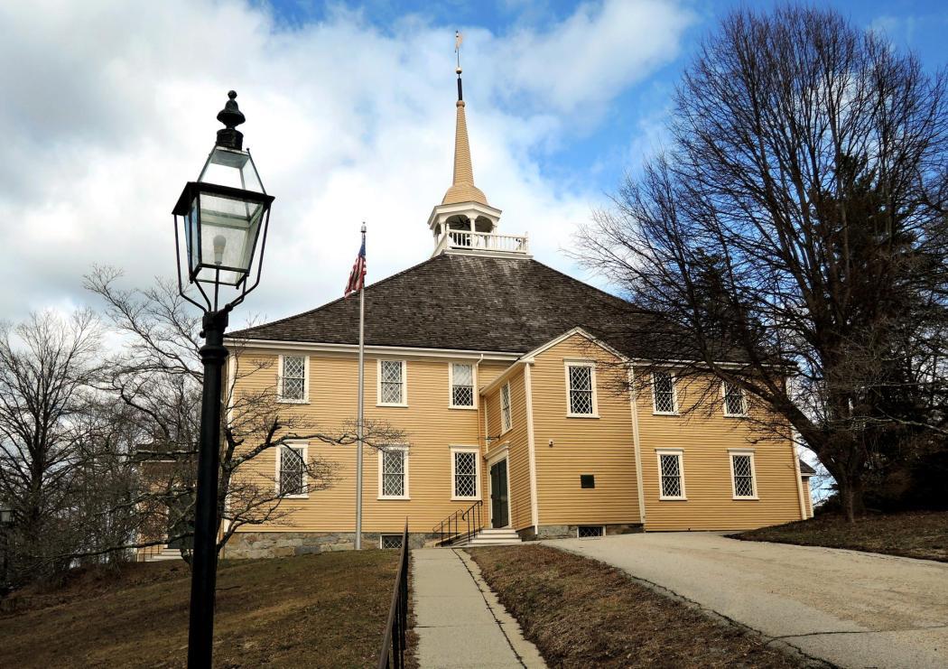 The Old Ship Church.