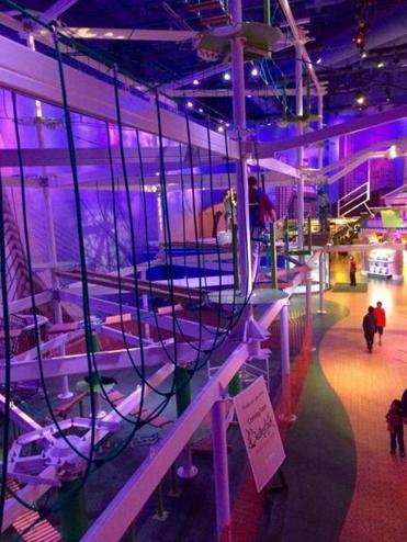 Jordans Furniture Adds Ropes Course In Reading The