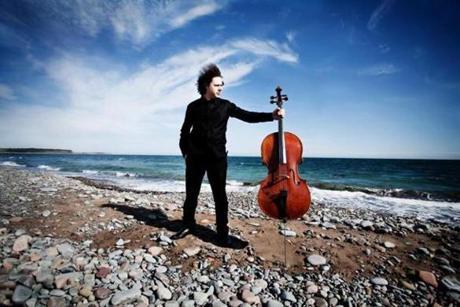 Matt Haimovitz, cello.