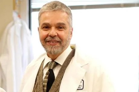 Unlike many scientists who fear getting scooped or being wrong, Dr. Charles Vacanti is more open in speaking about his research. The stem cell work discussed is unpublished.
