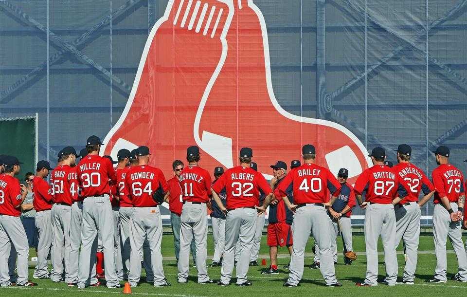 The Red Sox' season began in Fort Myers in February. Will they have enough to make it last into October?